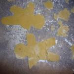 Butterplätzchen porös