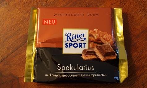 Rittersport Spekulatius