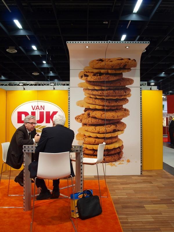 Cookies, Kekse, Feingebäck - in Überlebensgröße
