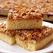 Arabischer Honig-Mandelkuchen in Squares