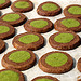 Matcha Chocolate Sablés