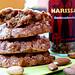 Rote Beete und Harissa: Cookies