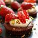 Erdbeer Tartelettes mit Pistazien