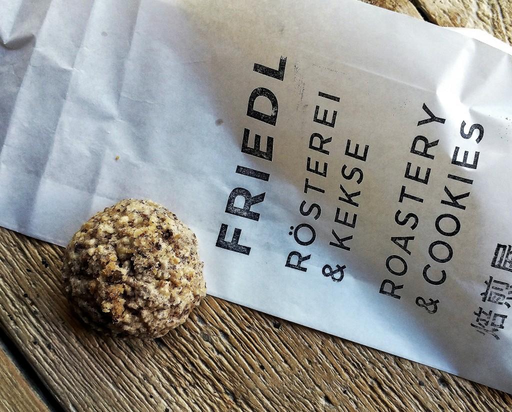 Friedl Rösterei und Kekse