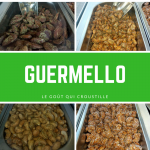 Guermello Roasted Nuts from Morocco